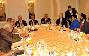 PM  Modi's  meet  with  Business  executives,  Sep  29,  2014