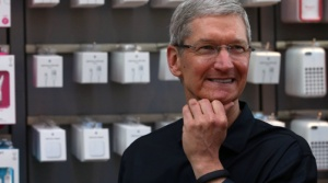 CEO  of  Apple  Inc.,   Tim  Cook.