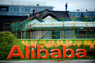Alibaba,  Chinese  Internet  Giant