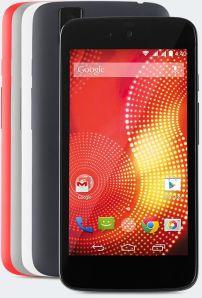 """Budget  Smartphone  - """"Karbonn  Sparkle  V """""""