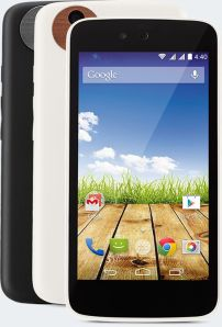 "Budget  Smartphone  -  "" Micromax  Canvas  A1 """