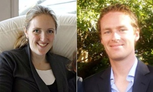 Katrina  Dawson  and  Tory  Johnson,  two  civilians  who  lost  their  lives  in  the  seige.