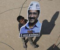 Delhi  CM  Arvind  Kejriwal.