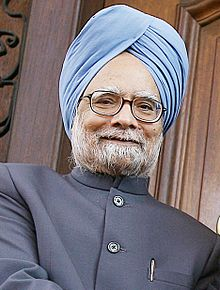 Dr  Man  Mohan  Singh,  India's  14th  PM.