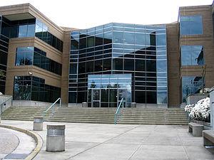 Microsoft,s  Main  Campus  in  Redmond.