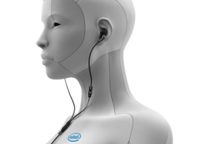 Intel's  Smart  ear  bud  unveiled  in  CES  2014.