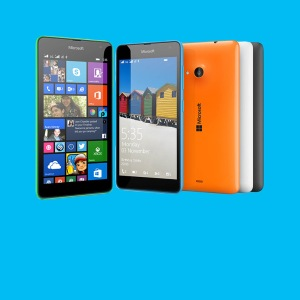 Lumia  Smartphone  535,  Office  is  built  in to  this.