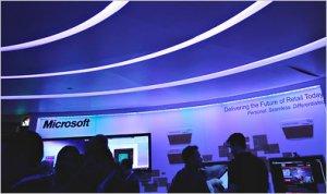 Microsoft -  a  view.
