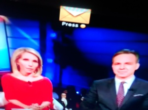 Jake Tapper and Dana Bash,  CN . Moderators.